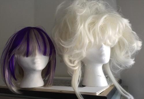 Wigs! (Photo: TueNight)