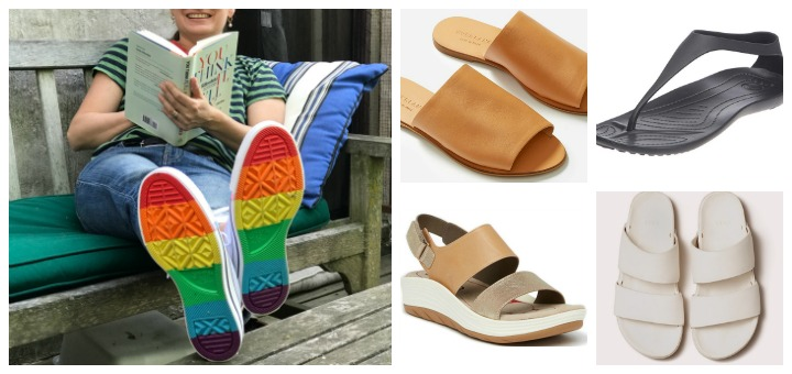Comfy shoes for summer