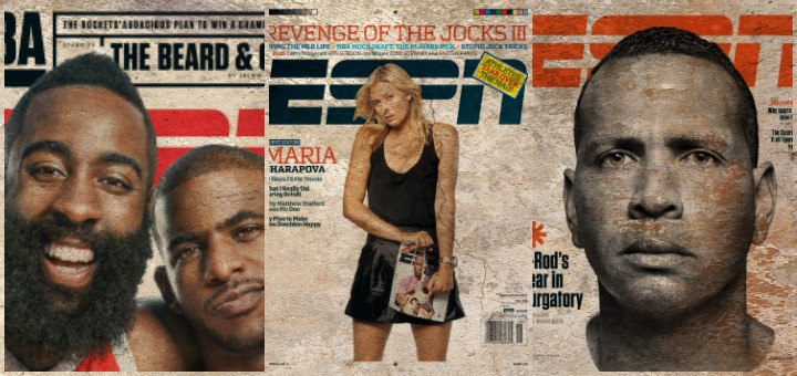 ESPN the Magazine Shutters