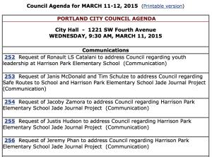 agenda mar 11-12  252-256