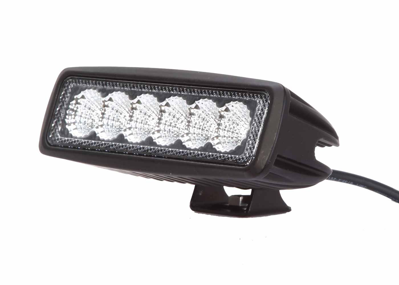 Super Low Profile LED 6 Inch 18 Watt Tuff LED Lights