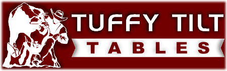 Tuffy Tilt Tables – Hoof Trimming Chutes