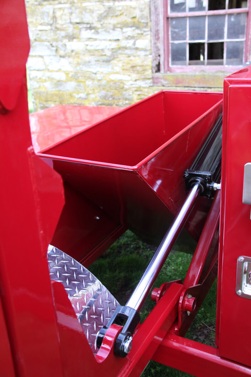 ... Manure Chute For Hoof Trimming Tables ...