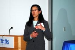 Dr. Saksena - clinic panel moderator