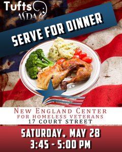 Serve for Dinner
