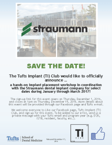 tufts-implant-club
