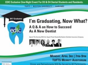I'm Graduating, Now What? @ Merrit