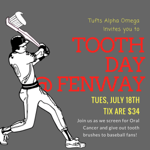 AO's Tooth Day @ Fenway Park