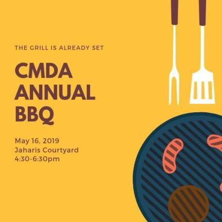cmda barbeque - Christian Labonte