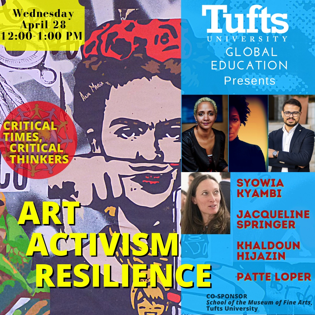 ART, ACTIVISM, RESILIENCE jpeg