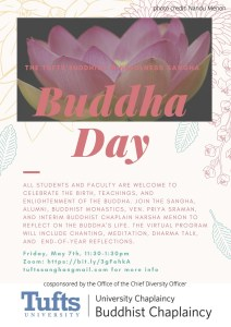 Annual Buddha Day Celebration
