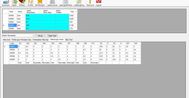 SPK Metode Profile Matching VB