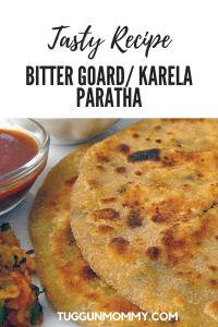 Karela Paratha, Bitter Goard
