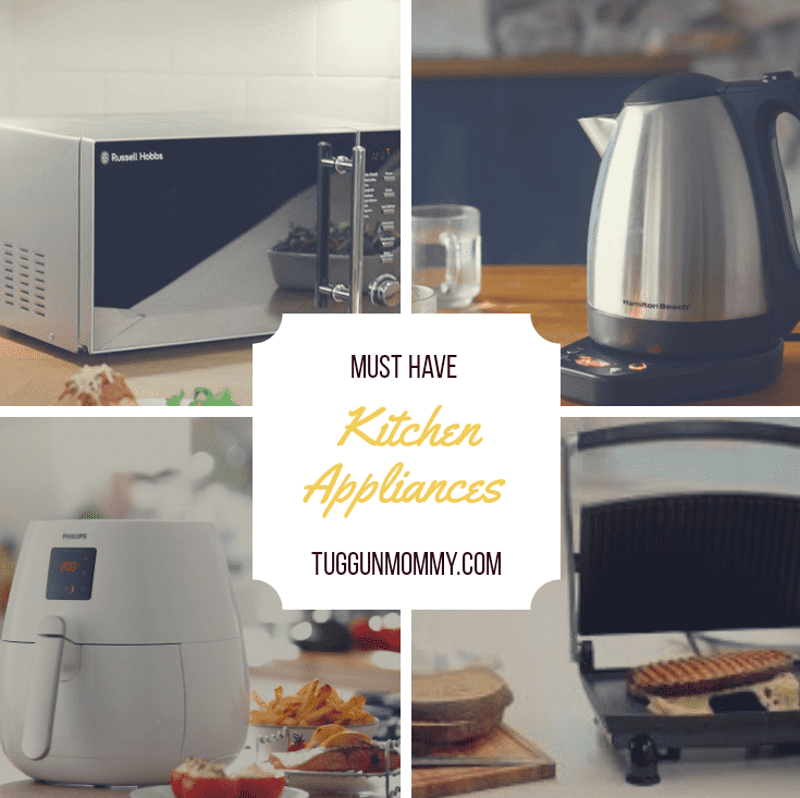 Must Have Kitchen Appliances for all Busy Moms