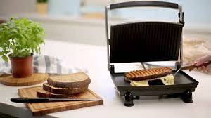 Sandwich maker, Kitchen Appliance