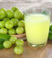 Amla Juice Indian gooseberry for good health