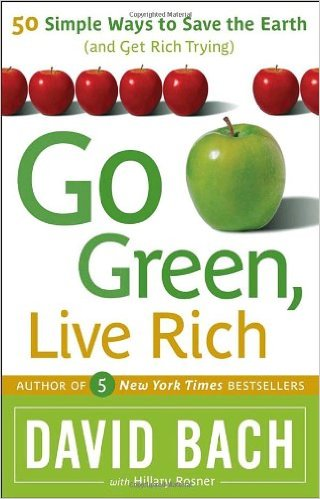 Go Green, Live Rich Book Cover