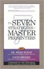 The Seven Strategies of Master Presenters Book Cover