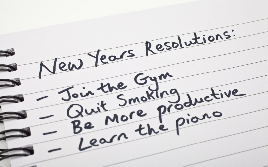 6 Ways to Make a New Year's Resolution Stick