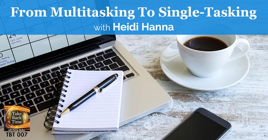 TBT 7 | Multitasking