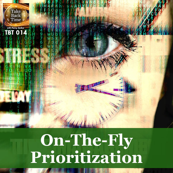 On-The-Fly Prioritization