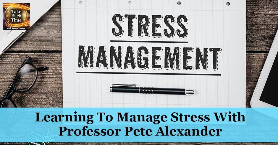TBT 120 | Stress Management