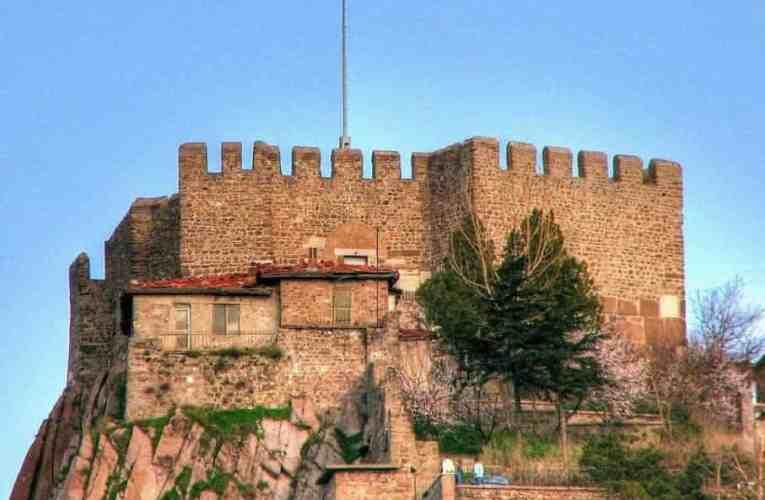 Ankara'da Bir Kale