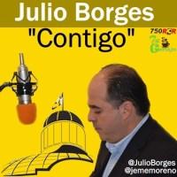 (AUDIO) CONTIGO con @JulioBorges - 24.10.2016