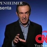 (AUDIO) Oppenheimer presenta - @Oppenheimera @CNNEE - 1.2.2015