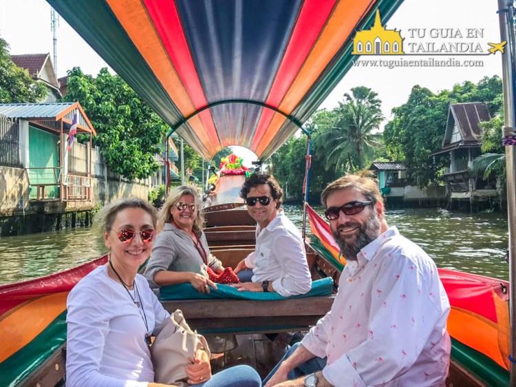 Bangkok no turístico