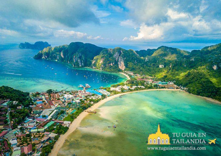 Viajar a Tailandia en Agosto - Islas del sur de Tailandia.