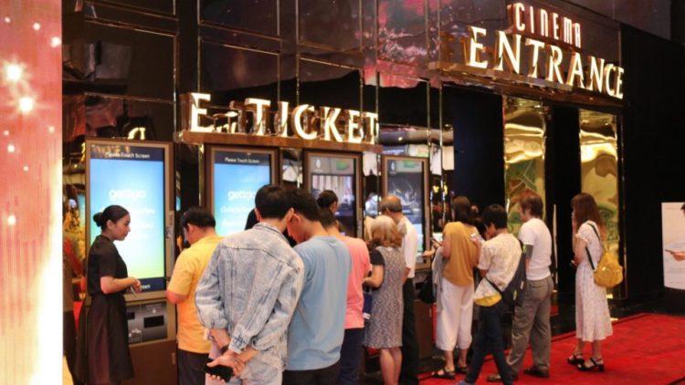 Etickets Cineplex Foto Major Group