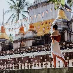 Songkran en Tailandia