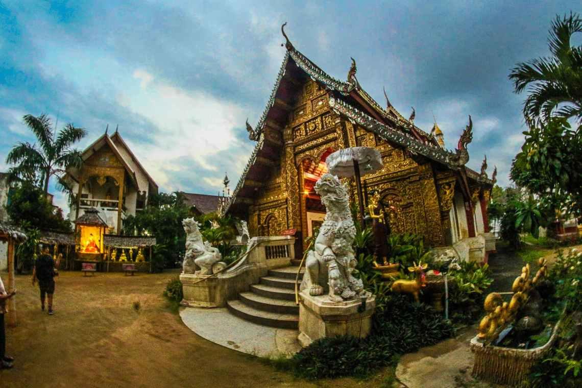 Ciudad de Chiang Mai.