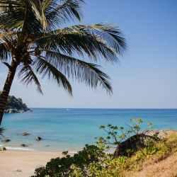 Phuket, un destino sin apenas turistas en 2021.