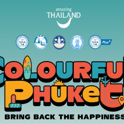 El Festival Colourful Phuket