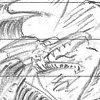 地下墓地のドラゴン