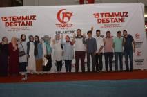 TÜGVA Bulancak, 15 Temmuz'da Meydanda yerini aldı