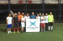 TÜGVA Bulancak Halı saha maçları başladı