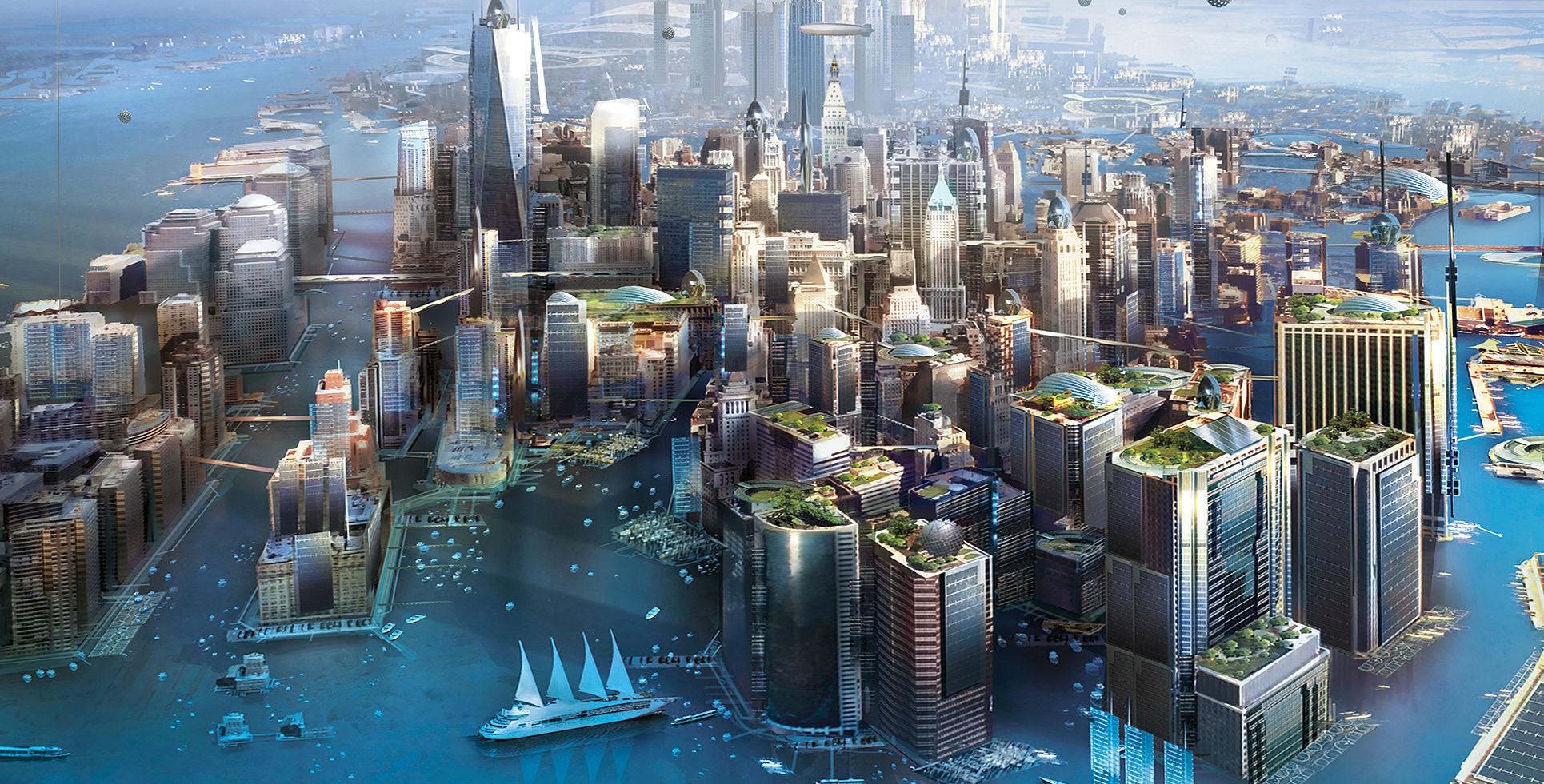 iklim krizi kim stanley robinson new york 2140