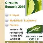 160925 SER, Cartel del torneo