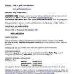 170129 TPA, Reglamento del torneo (1)