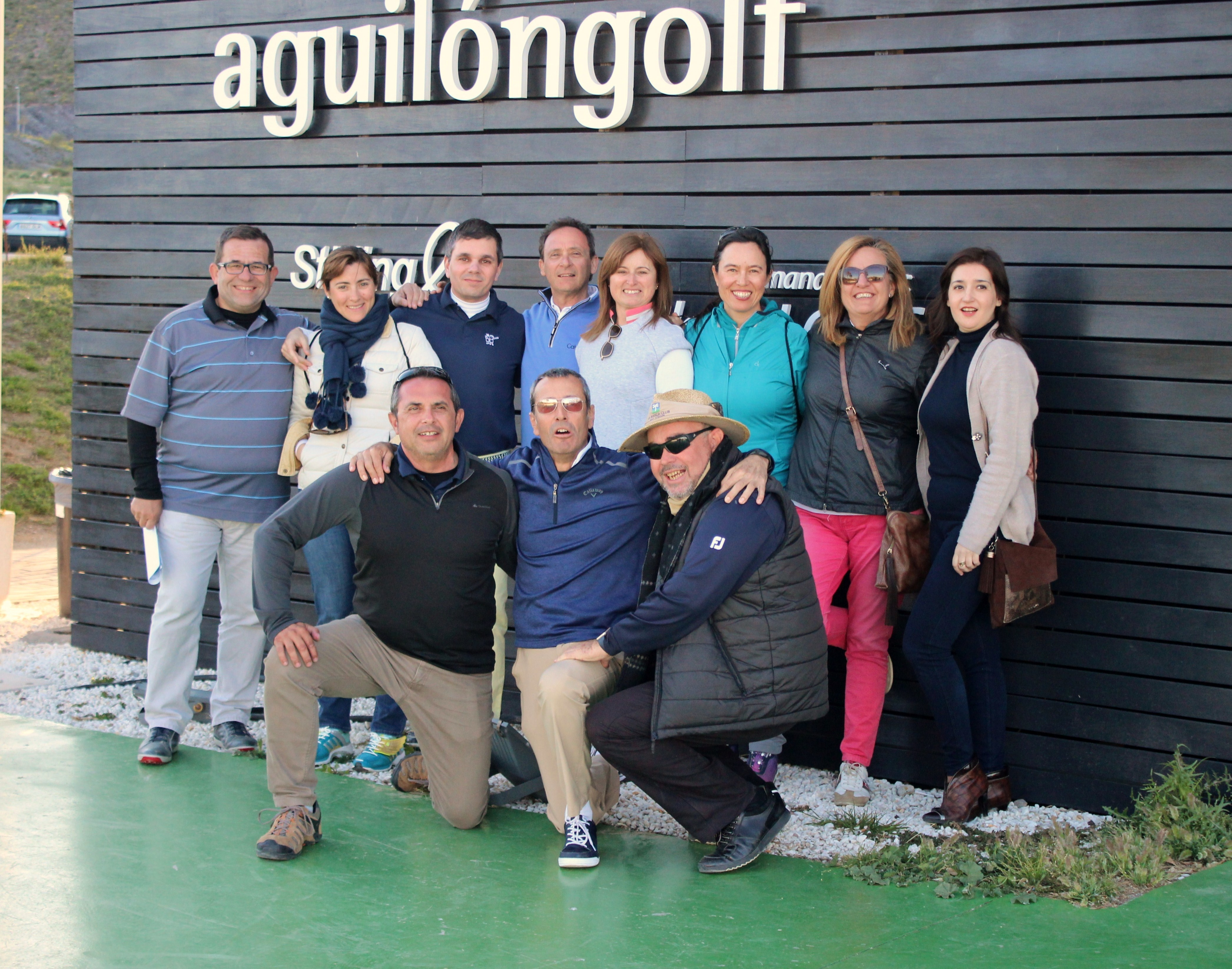 170325 AGU, Grupo Gallifantes