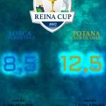 173009 ALH, Resultado V REINA CUP