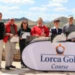 180414 LOR, Ganadores II Circuito Lorca Golf Coruse