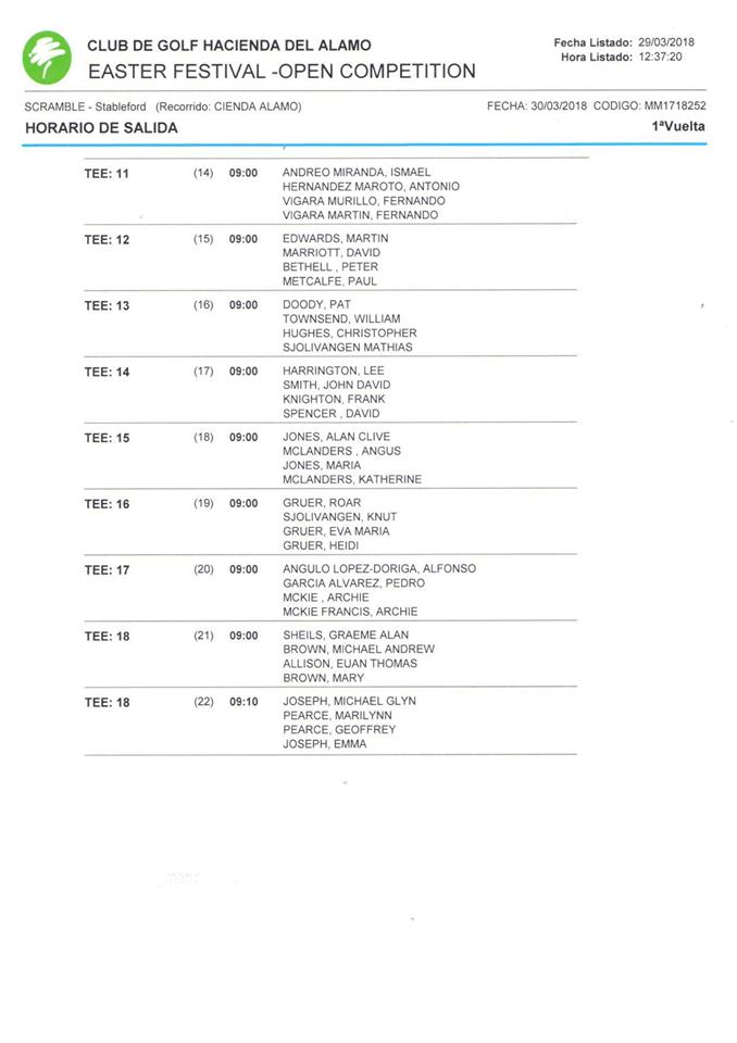 180330 HDA, Horario de salidas (2)