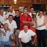 180707 LMN, Equipo vencedor: LORCA CLUB DE GOLF