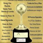 180714 FON, Cartel del torneo