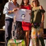180714 FON, Premio Bola más cercana Damas (Hoyo 3)