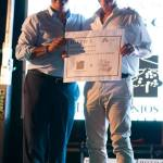 180714 FON, Premio Drive más largo 2ª Categoría Caballeros (Hoyo 1)